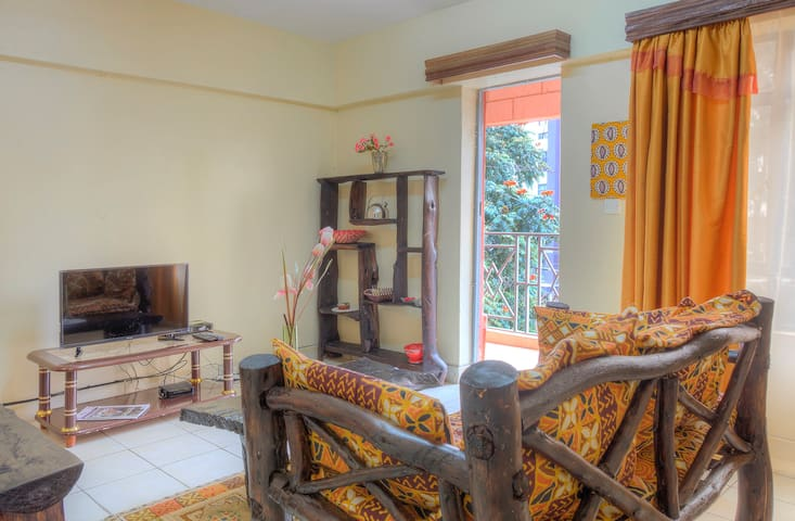 SAFARI SUPER VALUE affordable/ideal location - Westlands - Apartament