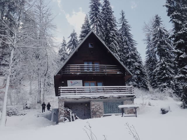 House in heart of Jahorina - Jahorina