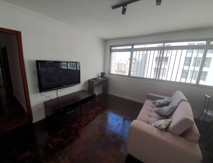 Apartamento no Coração da Vila Mariana