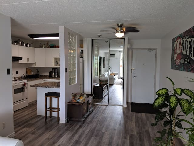 beautiful space all amenities