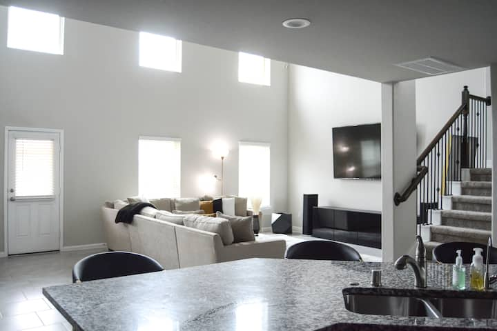 BRAND NEW House & Neighborhood,EASY HWY Access RM2