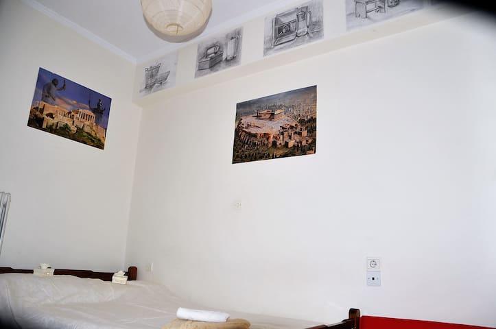 Διαμερισμα στο ΤΕΙ - Patra - Lägenhet