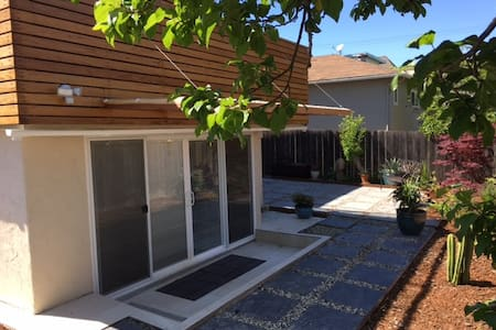 Brand new, charming in-law, Millbrae, CA - Millbrae - Huoneisto