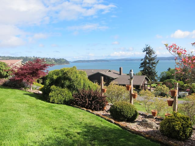 North Whidbey View Home