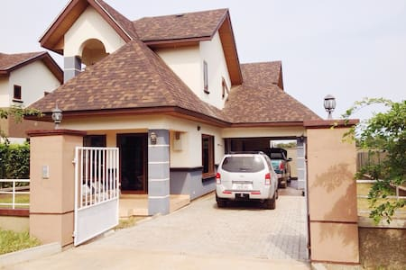 Beautiful Gated 3-Bedroom House in Accra - Accra - Dům