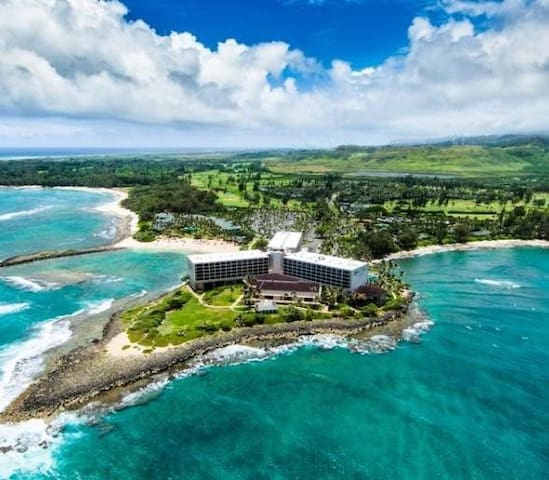 Turtle Bay 5bed 2Bath $100 Activity Credit Per Day