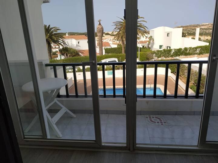 Apartamento con vistas al puerto de Mahón