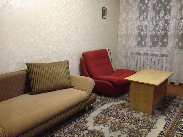 квартира на сутки в центре Сморгони - Smarhoń - Apartamento