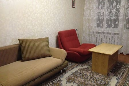 квартира на сутки в центре Сморгони - Smarhoń - Lägenhet