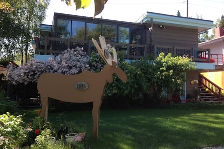 Earth Bed And Breakfast Anchorage Ak