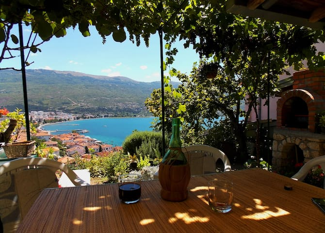 Zura Apartments - A room with a view - Ohrid - Apartamento