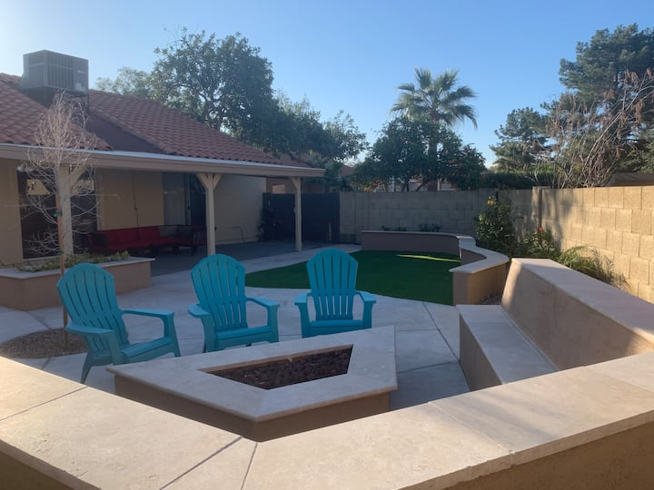 Modern Private Home in Chandler(Sanitized & Clean)