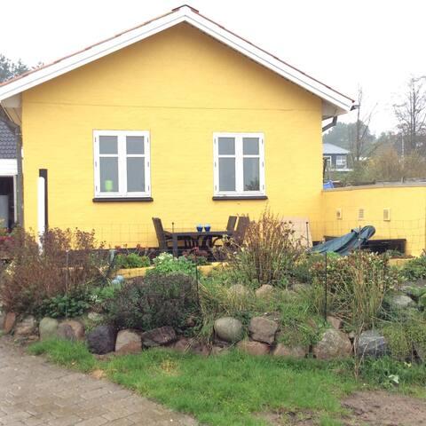 Hyggelig feriebolig - Ebeltoft - Huis