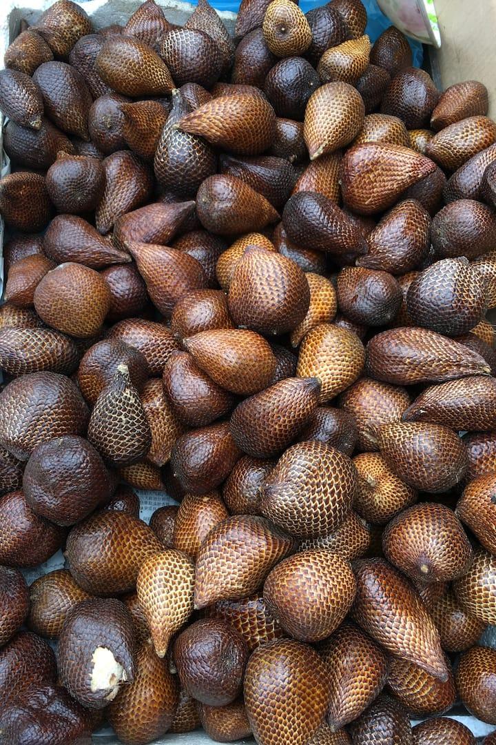 Snakeskin Fruit, Anyone?