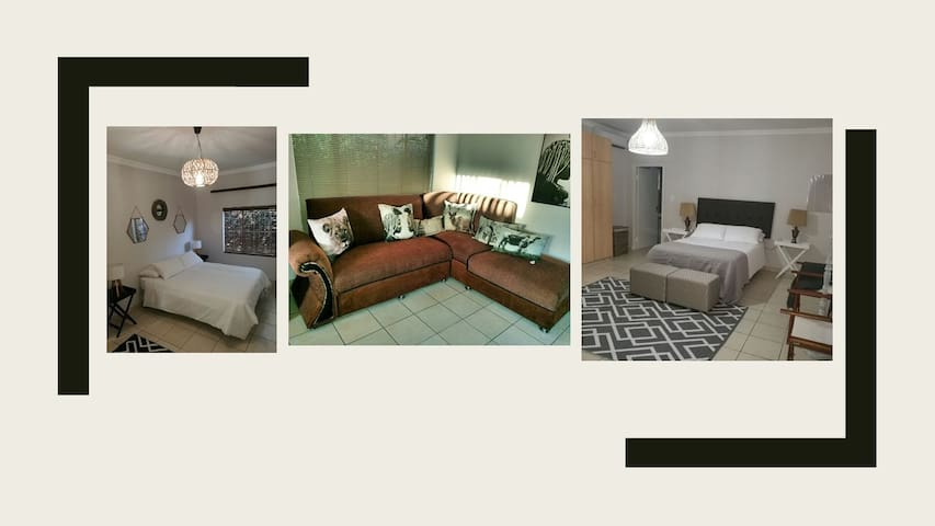 VillaDeVille - Fully Furnished Two Bedroom Villa - Germiston