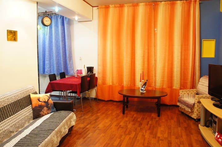 2-х комнатная квартира с дизайнерским ремонтом - Sortavala - Lejlighed