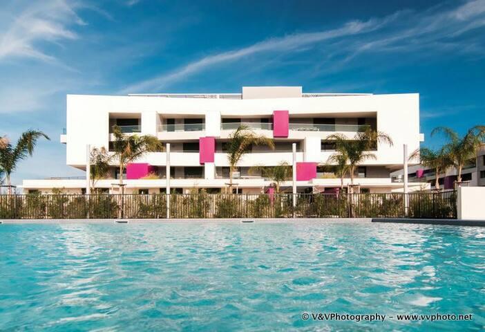 Apt 2 Bed. Pools - Palavas-les-Flots - Apartment