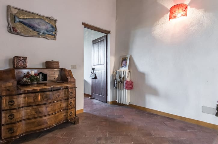 Charming casolare toscano - Province of Siena - Apartment