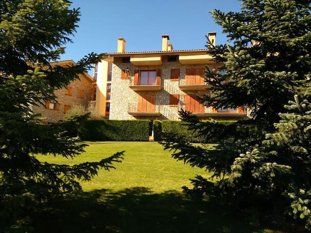 APARTAMENT NATURA - Cercs - Apartment