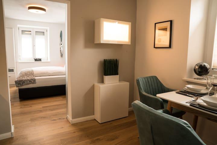 Apartment am Attersee / Studio in Seewalchen