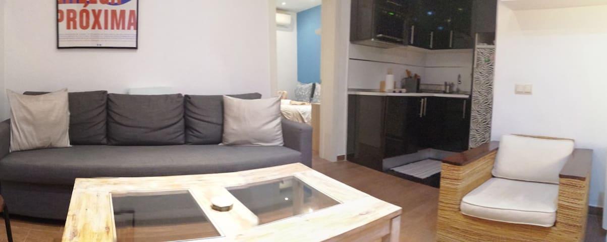 Apartamento ideal para desconectar