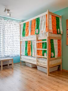 Hostels Rus Pskov, bed in room for 6 persons - Pskov