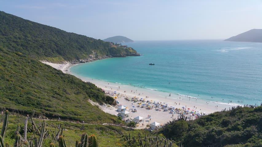 Arraial do Cabo - Praias mais bonitas do Brasil