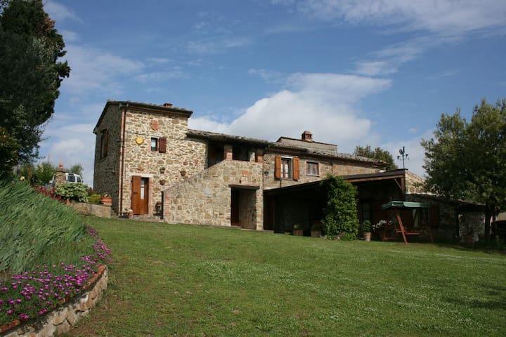 LE CAPANNACCE - Rigomagno - Casa