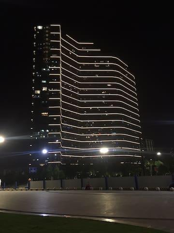 丽晶国际中心酒店公寓