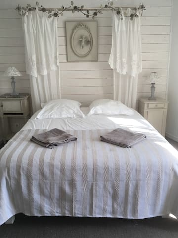 Chambre en Baie - Cahon - Bed & Breakfast