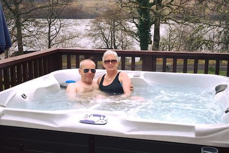 Innis Chonnel Cabin With Electric Hot Tub - Dalavich