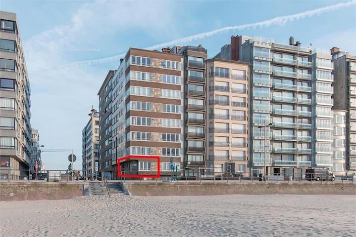 Appartement Rivoli zeezicht
