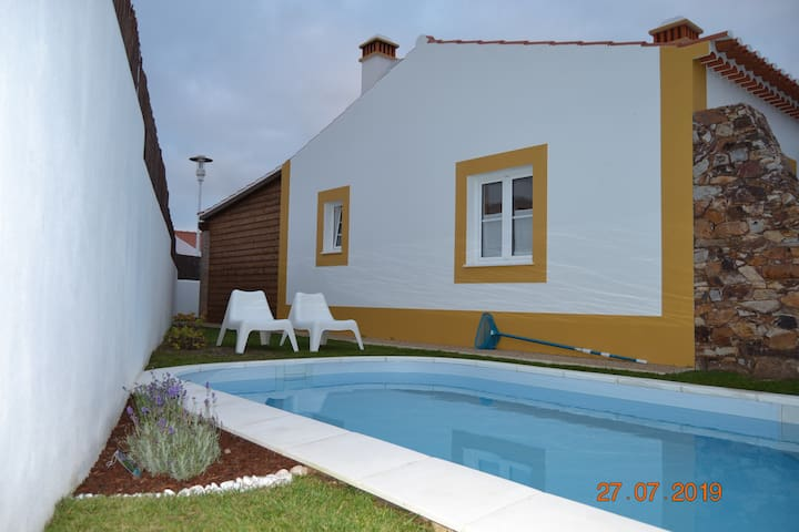 CASA do CABO. Slow living. Zambujeira do Mar (5km)