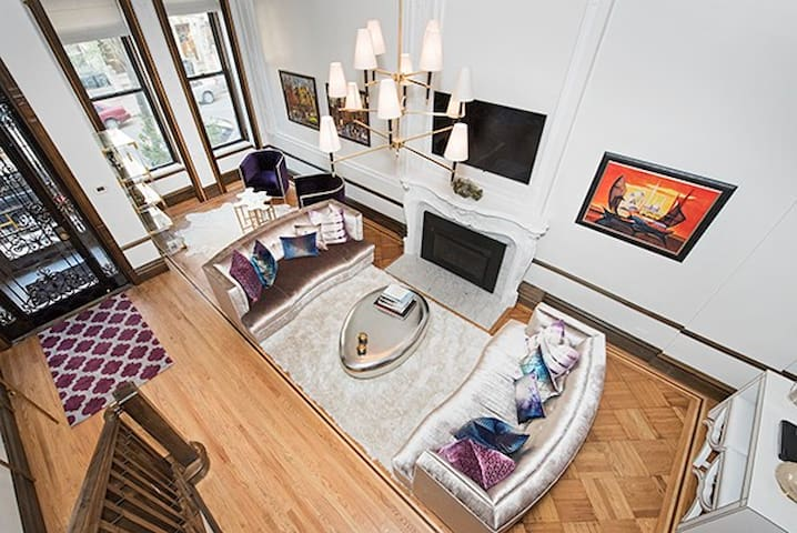 Luxurious NY Apt in Perfect Location