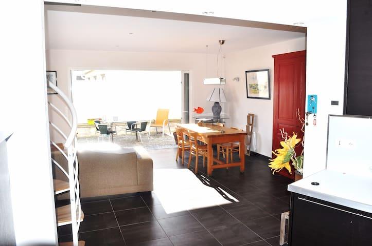 MAISON DE VILLAGE - Saint-Trojan-les-Bains - Apartamento