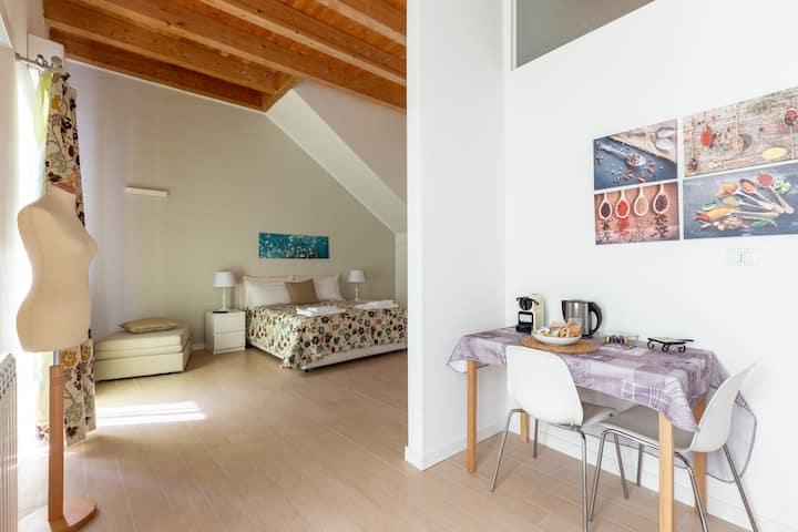 Luxury Loft La Menta - Alloro street