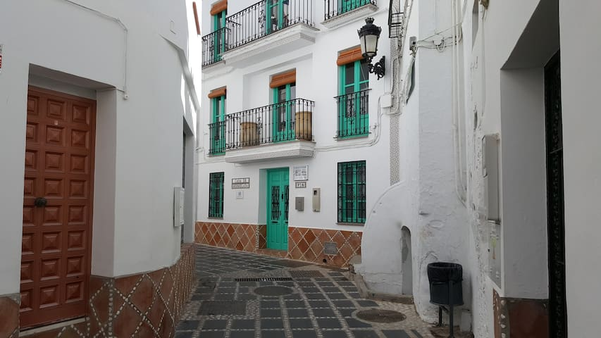 Casa de Mermelada, Luxury Apartment in Competa.
