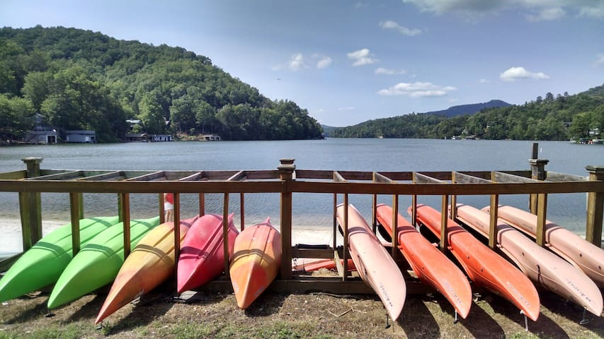FULL ACCESS to Rumbling Bald Resort at Lake Lure!
