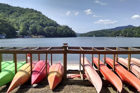 FULL ACCESS to Rumbling Bald Resort at Lake Lure! - Lake Lure - Villa
