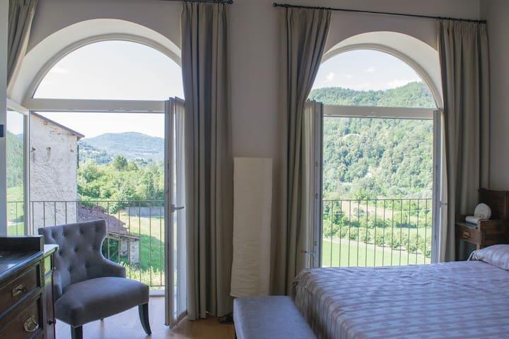 Master room con vista - with view