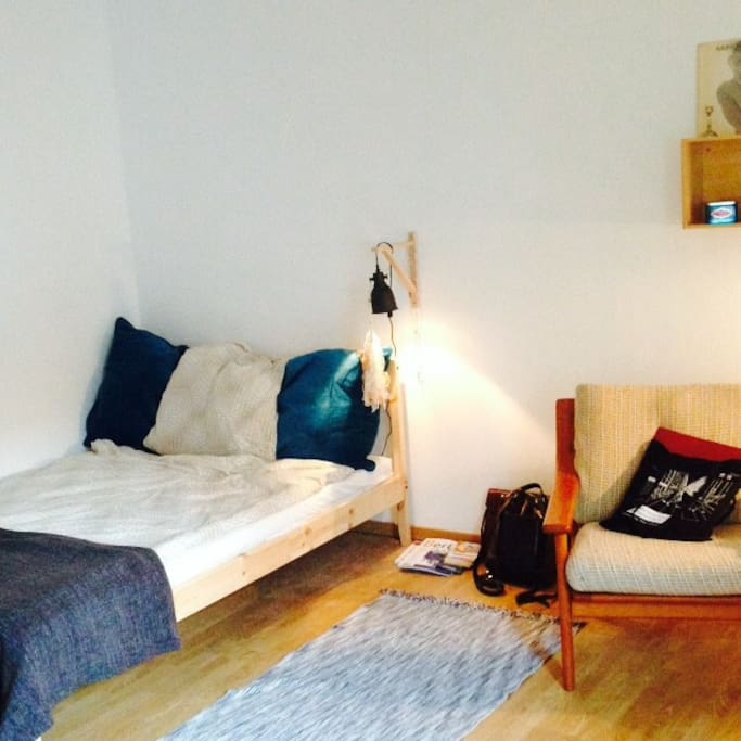 Comfy & cozy bed