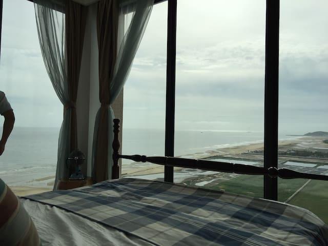 海上闲居,邀请您把大海放在床边