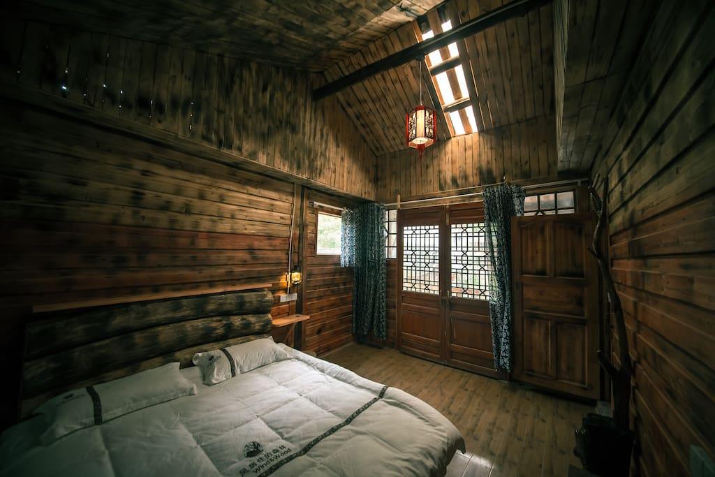 美乐斯树屋阳光家庭套房