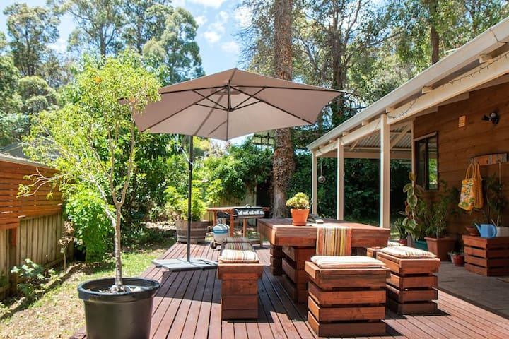 Country retreat in the heart of Margaret River!