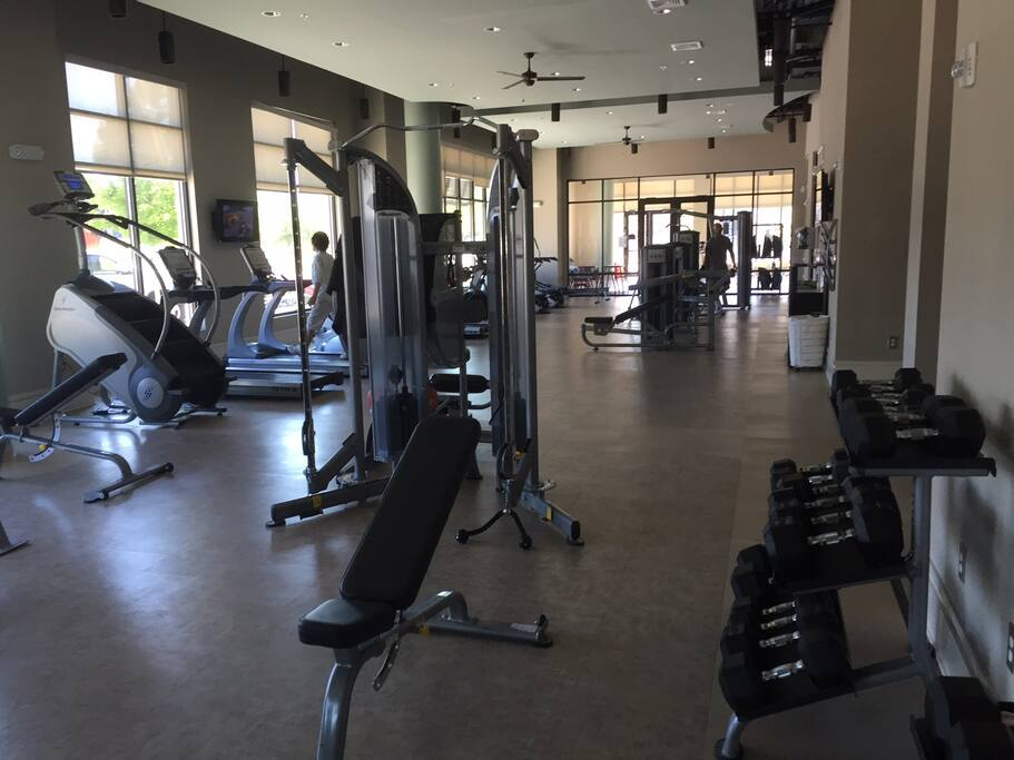 Gym you can use