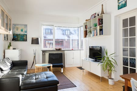 Cosy 1 bedroom appartment! Balcony! - Frederiksberg - Apartment