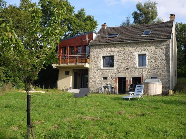 Guest house B&b Jardin d'étoiles - Archignat - Bed & Breakfast