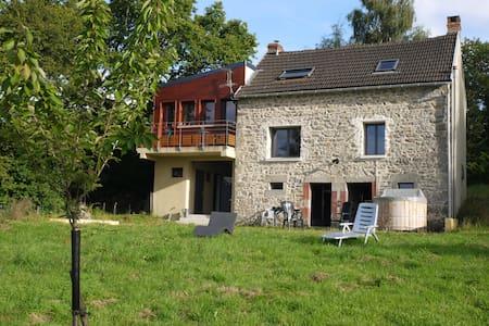 Guest house B&b Jardin d'étoiles - Oda + Kahvaltı