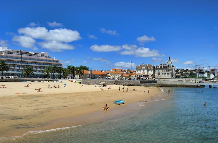 Cascais CENTRE. 5 Mins Walk to Beach! - Cascais - Apartment