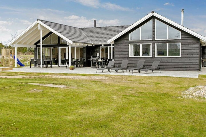 Stylish Holiday Home in Blåvand with Swimming Pool